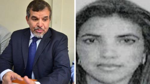 Sergio Hernández confirma que conoció a Marllory Chacón Rossell