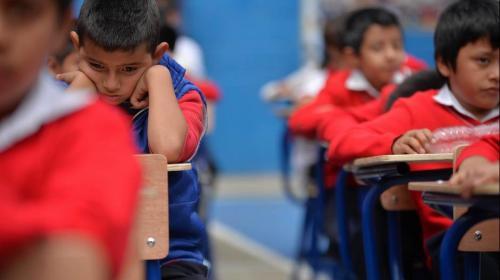 Diputados aprueban incremento a alimentación escolar a partir de 2018