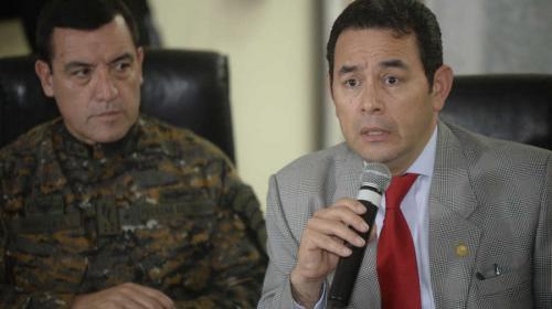 Y tú, ¿te pareces a Jimmy Morales y al resto de nuestros gobernantes?