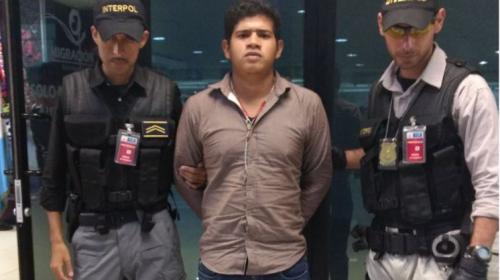 Exmilitar acusado de violación ya está en Guatemala