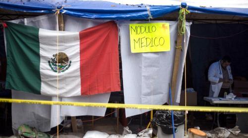 Asaltan a un grupo de voluntarios que ayudan por el sismo en México