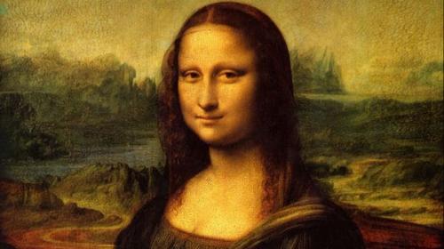 """¿Leonardo da Vinci dibujó a la """"Mona Lisa"""" desnuda?"""
