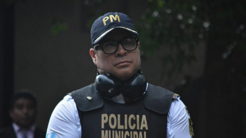 Neto Bran contrata expolicías privados para dar seguridad en Mixco