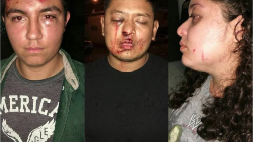 Encapuchados agreden a estudiantes luego de elecciones en la Usac