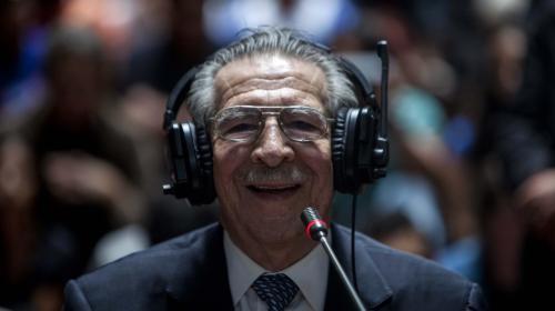 ¿Qué pasará ahora con los casos contra Ríos Montt?