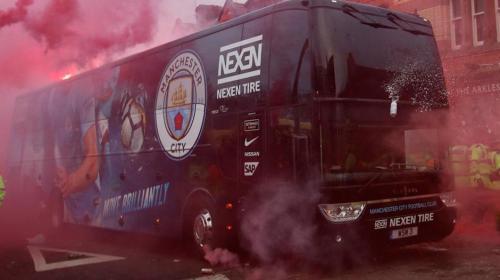 El ataque al bus del Manchester City que desató la ira de Guardiola