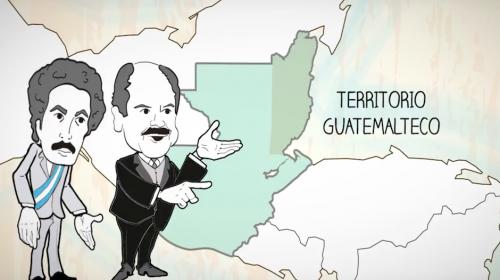 El video que te explica la historia del conflicto Guatemala-Belice