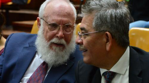 ¿Qué hacen el juez Gálvez y Acisclo Valladares juntos?
