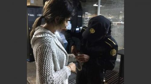 Arresto domiciliar para la hija de un diputado de FCN