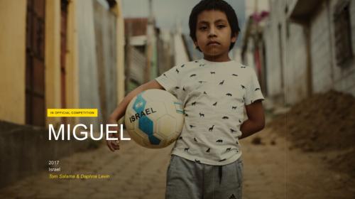 Actriz guatemalteca participa en una serie israelí
