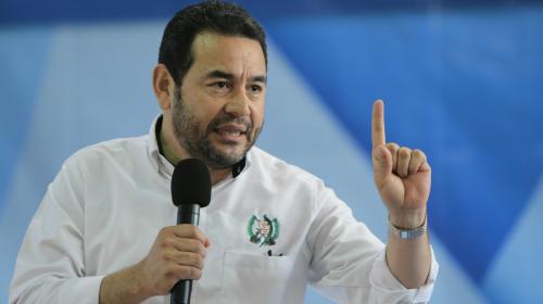 Jimmy no irá a la Cumbre Regional dedicada a la lucha anticorrupción