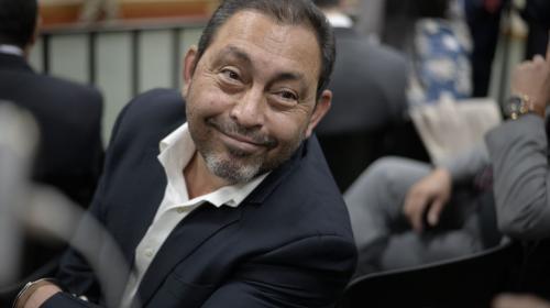 Mauricio López Bonilla acude a audiencia y enfrentaría a JC Monzón