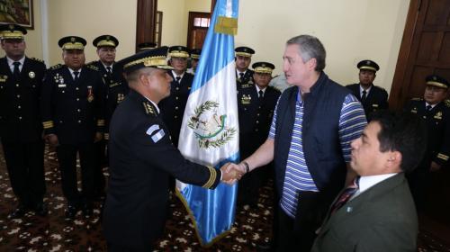 Anuncian cambios en los altos mandos de la Policía Nacional Civil