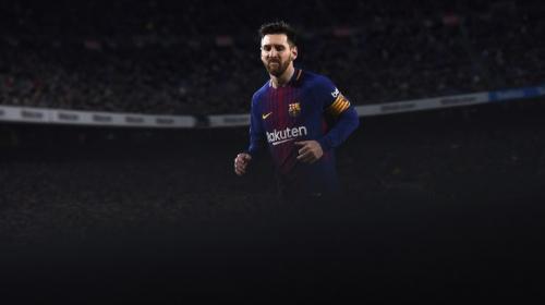 ¿Qué hace una foto de Messi en el camerino del Manchester United?
