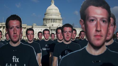 Zuckerberg asumirá fallas de Facebook ante el Congreso de EE. UU.