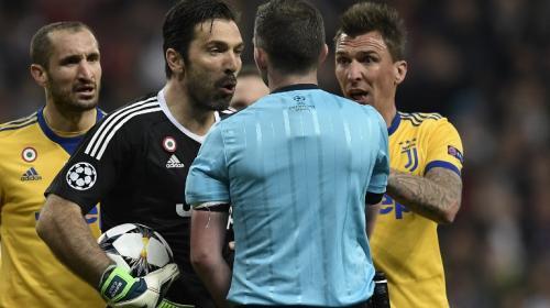 """Gianluigi Buffon: """"Si pitas ese penal no eres hombre, eres animal"""""""