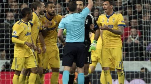 La ira de Buffon, su expulsión y despedida de la Champions