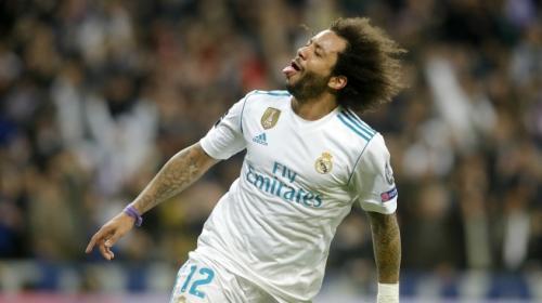 """Marcelo: """"No nos iba a pasar como al Barcelona, somos el Real Madrid"""""""