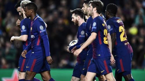 Un jugador del Barcelona todavía podría ganar el triplete