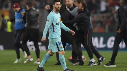 Tensión en el Barcelona: acalorada discusión entre Messi y Valverde
