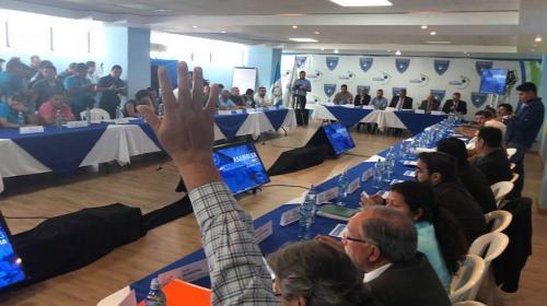 """Fedefut enmienda su """"error"""" y aprueba estatutos exigidos por la FIFA"""