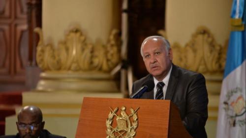 Ministro de Comunicaciones reveló la razón de su renuncia