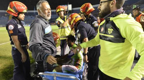 José Contreras envía mensaje a la afición desde el hospital