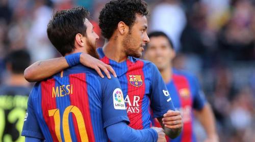 En emotivo relato, Neymar cuenta cómo nació su amistad con Messi