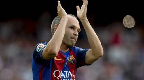 Iniesta definió cuál será su nuevo club y en el Barça ya lo saben