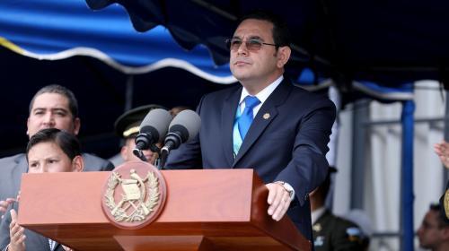 Jimmy Morales prepara un contraataque contra MP y CICIG