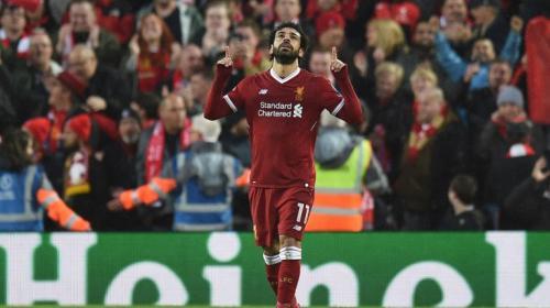 ¿Por qué Mohamed Salah no festejó sus dos goles contra la Roma?