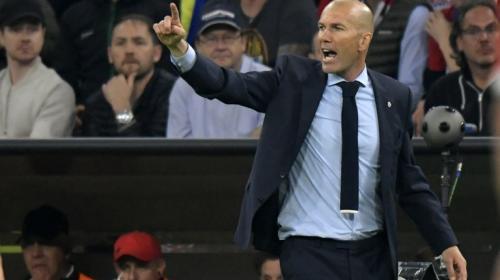 La impresionante reacción de Zidane ante una lesión