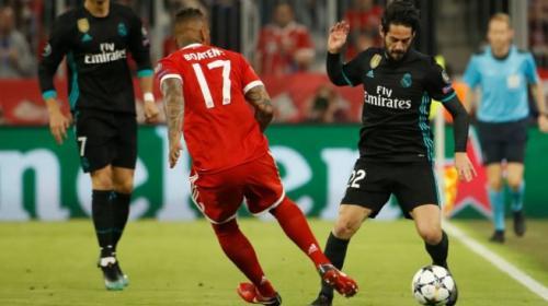 La lesión de Isco que preocupa al Real Madrid