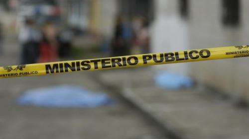Esta es la cantidad de asesinatos que hubo en Guatemala durante 2017