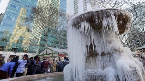 El frío rompe récord en Estados Unidos, Miami puede llegar a 5 grados