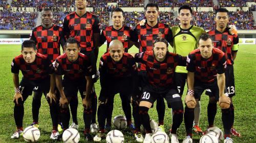 Pappa seguirá de rojo: así es el Brunei DPMM FC, su nuevo club