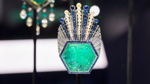 #VIDEO Roban las joyas de la familia real de Catar en 25 segundos
