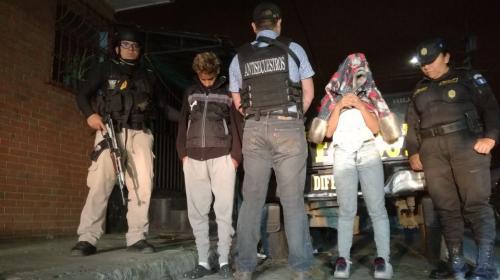El secuestro fingido de dos adolescentes que querían 5 mil quetzales