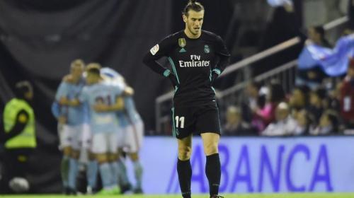 Un Real Madrid sin brillo saca un empate en su visita al Celta