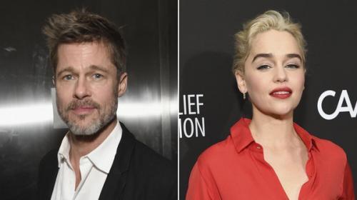 Brad Pitt ofrece miles de dólares por ver GOT con sus protagonistas
