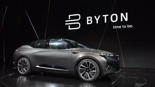 Así es Byton, el auto inteligente presentado en Las Vegas
