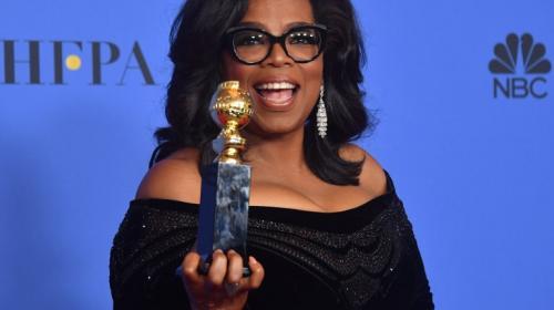 Oprah Winfrey podría postularse a la presidencia de EE. UU.