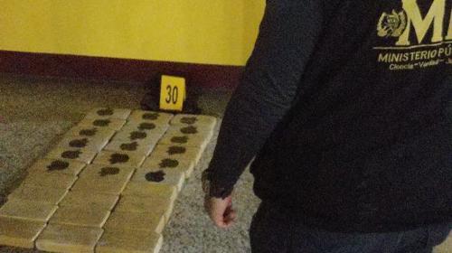 "Narcotraficantes marcan paquetes de droga con logo de un ""smartphone"""