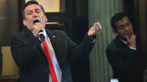 Villate lleva su antejuicio a la CC con acción contra la CSJ