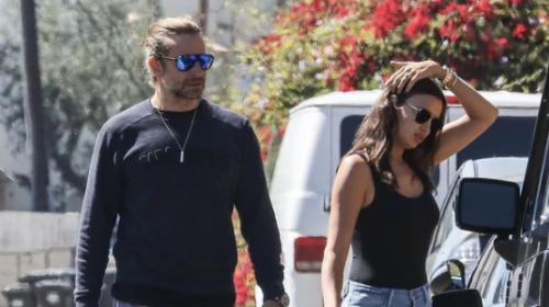 ¿Habrá boda entre Irina Shayk y Bradley Cooper?