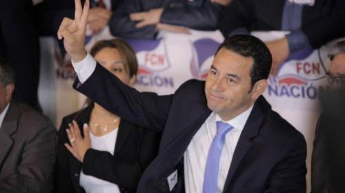Jimmy se reunió con los candidatos a presidir el Congreso
