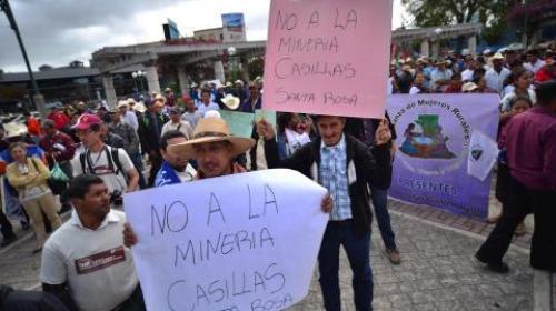 Guatemala pierde Q25 millones mensuales por cierre de Mina San Rafael