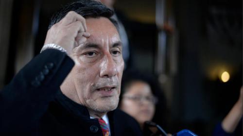 """Jueza califica de """"frívolo"""" el amparo de Villate contra antejuicio"""