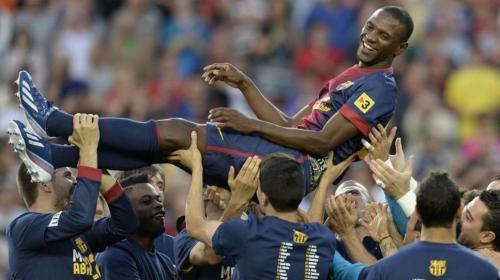 El video de Eric Abidal que estremeció a Messi