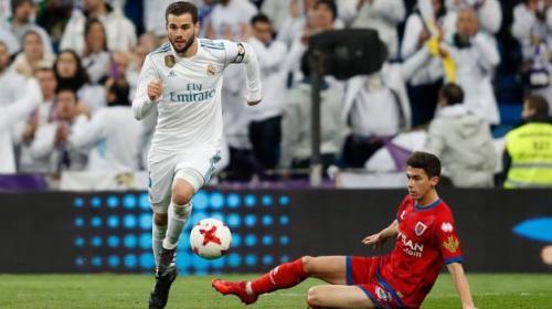 Real Madrid lleno de dudas avanza a cuartos de final en Copa del Rey